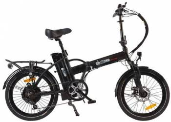 Велосипед Eltreco JAZZ 500W SPOKE (2016)